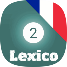 Lexico Comprendre 2 (French) Android app icon
