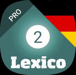 Lexico Verstehen 2 Pro (German) Android app icon