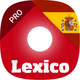 Lexico Cognición Pro (Spanish for Spain) Android app icon