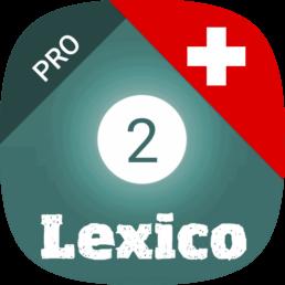 Lexico Verstehen 2 Pro (German for Switzerland) Android app icon