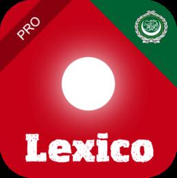 Lexico Cognition Pro (Arabic) iOS app icon
