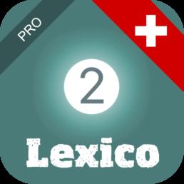 Lexico Verstehen 2 Pro (German for Switzerland) iOS app icon