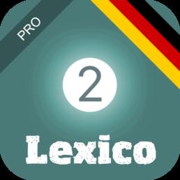 Lexico Verstehen 2 Pro (German) iOS app icon