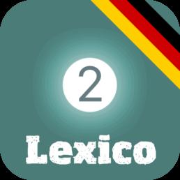 Lexico Verstehen 2 (German) iOS app icon