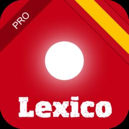Lexico Cognición Pro (Spanish for Spain) iOS app icon