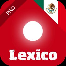 Lexico Cognición Pro (Spanish for South America) iOS app icon