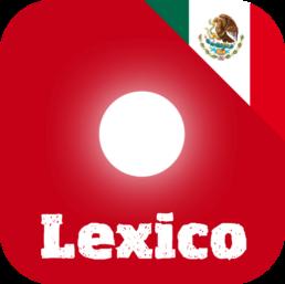 Lexico Cognición (Spanish for South America) iOS app icon