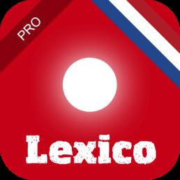 Lexico Cognitie Pro (Dutch) iOS app icon
