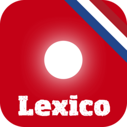 Lexico Cognitie (Dutch) iOS app icon