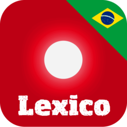 Lexico Compreender Pro (Portugese for Brasil) iOS app icon