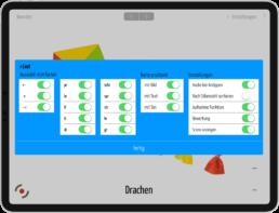 Lexico Artikulation (German) screenshot