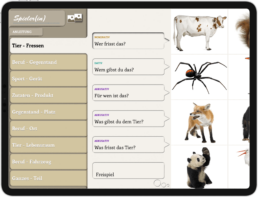 Lexico Kasus (German) screenshot