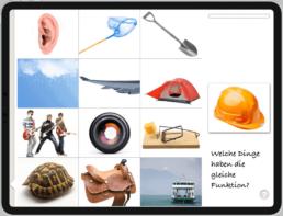 Lexico Verstehen 1 (German) screenshot
